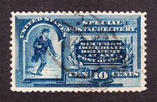 US E2 10c Special Delivery Used XF SCV $45