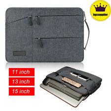 "For Mac MacBook Air Pro 11""13"" 15"" Notebook Laptop Sleeve Carry Case Bag Handbag"