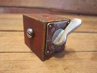 Vintage ENCO No.1 / 300 Magnetic Base Machinist Tool