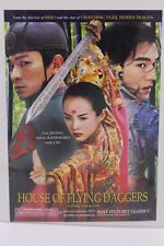 HOUSE OF THE FLYING DAGGERS ZHANG YIMOU HANDBILL