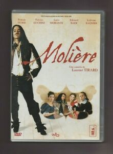DVD - MOLIERE avec Romain DURIS, Fabrice LUCHINI, ....