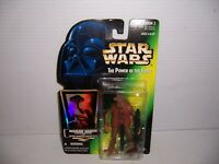 1996 Kenner Star Wars The Power of the Force Momaw Nadon Hammerhead Figure
