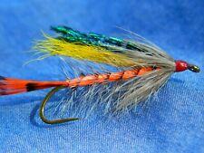 Streamer for fly fishing Atlantic Salmon / Steelhead - AndréA pattern - Size #4