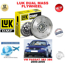FOR VW PASSAT 3B3 3B6 1.9 TDi 2000-2005 ORIGINAL LUK DMF DUAL MASS FLYWHEEL