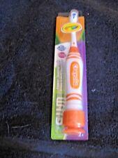 GUM Orange Crayola Power Toothbrush Suction Cup Holder NEW Sealed Kids