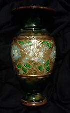 Royal Doulton earthenware stoneware vase 1901-1922