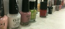Billie's Set: 15+ bottles of nail polish & bonder: Opi Essie Barielle etc @