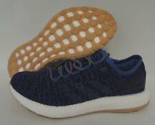 adidas pure Boost blaue Sneaker Laufschuh für Männer