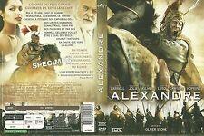 UNIQUEMENT LA JAQUETTE POUR DVD : ALEXANDRE avec ANGELINA JOLIE, COLIN FARRELL