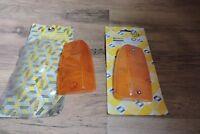 NEUF !! 2 Cabochons de clignotants  Cibie pour Renault 14