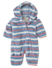 Striped Girls' Coats, Jackets and Snowsuits 0-24 Months