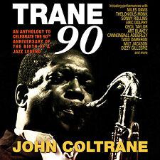 JOHN COLTRANE New Sealed Ltd 90th ANNIVERSARY BEST OF & MORE 4 CD BOXSET