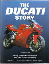Ducati Story - Racing + Production Models from 1945 Imola TT F1 750 851 Pantah +