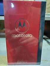 Motorola - Moto Z3 Play with 32GB Memory Cell Phone (Unlocked) - Deep Indigo NIB
