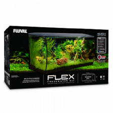 Fluval Flex Aquarium Kit 32.5 gal. - White