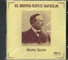 Mario Gilion: Il Mito Dell' Opera - CD