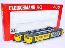 "Fleischmann HO DC 1:87 Dutch NS ""SPRINTER"" Regional EMU MULTIPLE UNIT MIB`85!"