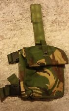 New Vanguard British Army DPM Mag Dump Pouch UKSF SAS Drop Leg Dropleg (Ref B)