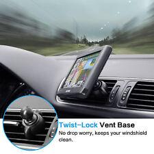 Sturdy Twist-Lock Air Vent GPS Mount for Garmin Nuvi 30 40 40LM 42 42LM 44 44LM
