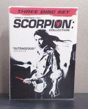 Female Prisoner #701 Scorpion  (DVD) Japanese w/English Subtitles  LIKE NEW