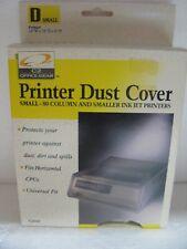 Vintage C-2 Office Gear Vinyl Printer Dust Cover Pn U2022 Small New In Box