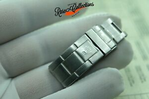 Rolex Clasp 20mm for Rolex 93160 Bracelet Code G Year 1982 - For Seadweller