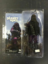 Planet Of The Apes Action Figure Gorilla Soldier 2014 NECA Reel Toys