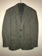monsieur adolfo blazer jacket, sport coat, size 42, Gray