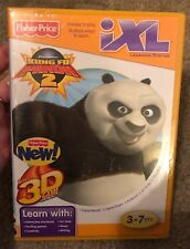 Fisher-Price iXL Learning System Kung Fu Panda 2 Game
