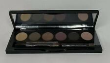 NEW Sheer Cover MODERN CLASSICS Eye Palette Shadows with Brushes 0.205 oz BOXED