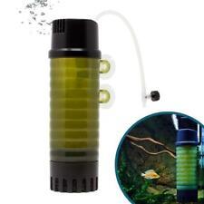 Ziss Bubble Bio Aquarium Tank Internal Filter Moving Media Biological ZB-200 300