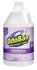ODOBAN DISINFECTANT DEODORIZER 1 GALLON CONCENTRATE KILLS 99.9% Lavender Scent