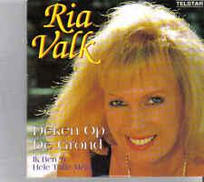 Ria Valk-Deken Op De Grond cd single