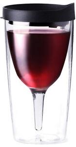 Vino2Go Portable Outdoor Wine Glass