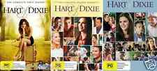 Hart Of Dixie Season 1 2 3 : NEW DVD