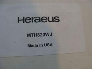 Heraeus Electric Motor P/N MTH820WJ