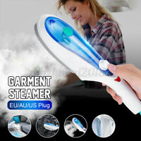1000W Portable Travel Handheld Iron Clothes Steamer Garment Steam Brush 110/220V