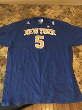 Adidas New York Knicks Jason Kidd #5 Jersey Style T-Shirt Men's Size XXL NWOT!!!
