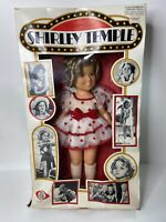 Vintage Shirley Temple Doll in Original Box 1973 Ideal