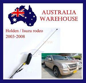 Holden Rodeo RA 2003-2010 Ute Dual Cab Antenna Pillar Mount LX DX 2x4 4x4 AP136