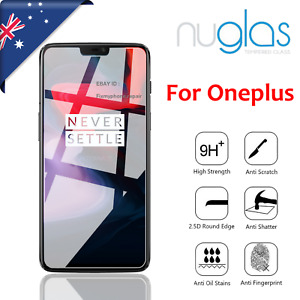 Nuglas Screen Protector Glass for 1Plus OnePlus 2 Two 5 five 6 six 6T 7 7T Pro