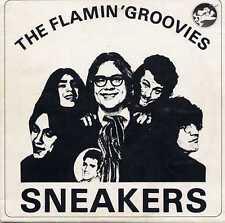 """FLAMIN GROOVIES """"SNEAKERS"""" RE 10"""" FR 1968/1975 VG/M-"""