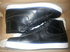 NIKE HIGH TOP BLAZER BLACK SHOES MENS 9