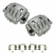Raybestos Front Disc Brake Caliper with Bracket LH &amp RH Pair for Subaru