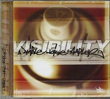 VISIBILITY - A VISIBLE NOISE SAMPLER  – CD (2001) KILL II THIS,  LABRAT ETC