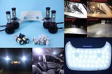 LED Light Upgrade Kit Mitsubishi MN ML Triton - Headlights Interior Reverse