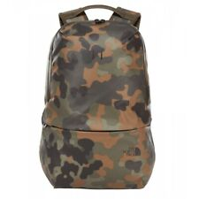 The North Face BTTFB SE Backpack Laptop Pocket Unisex Camo Pattern NEW WITH TAGS
