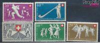 Schweiz 555-559 postfrisch 1951 Pro Patria (7497668