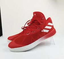 NEW Adidas Men's Bounce Red 779001 Basketball Shoes Size 18
