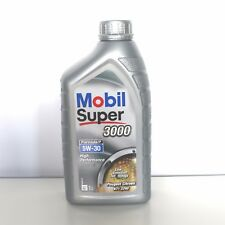 MOBIL SUPER 3000 FORMULA P 5W30 DA 1 LITRO OLIO MOTORE PEUGEOT CITROEN B71 2290